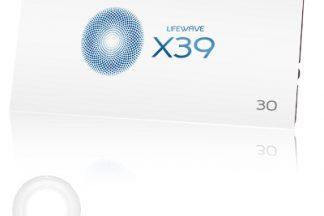 Das Teamwork LifeWave X39 Patches