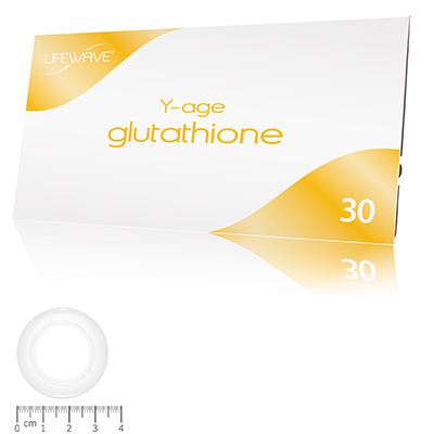 Das Teamwork Y-age-Gluthatione Patches