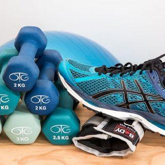 Therpie- und Fitnessgeräte