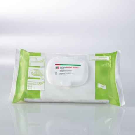 Desinfektionstücher, L+R surfacedisinfect, universal wipes