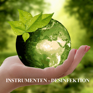 Instrumentendesinfektion
